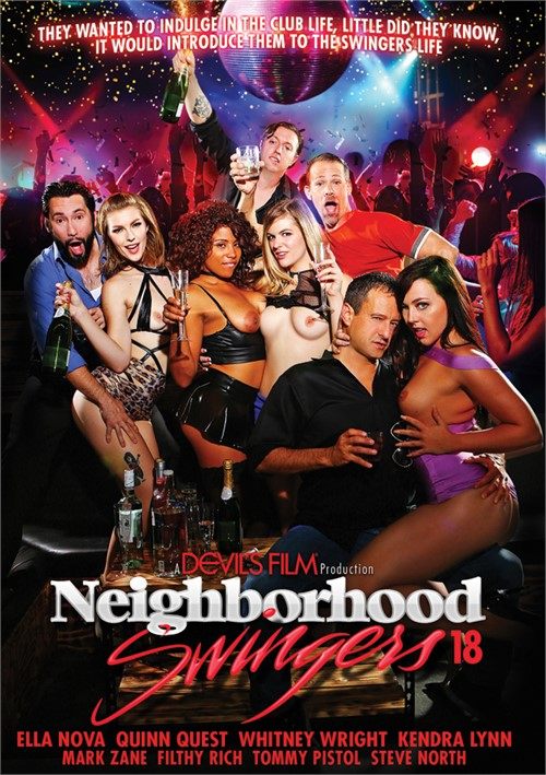 Neighborhood Swingers #18 (Devil's Film)