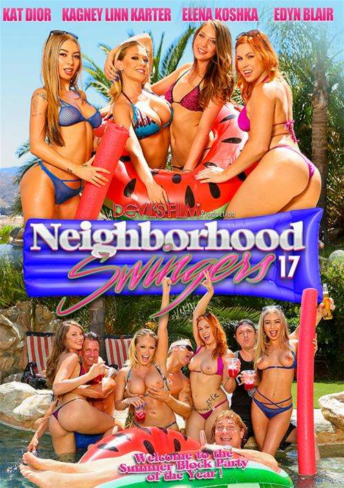 Neighborhood Swingers Vol. 17 (Devil's Film)