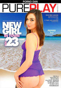 New Girl In Town Vol. 23 (Immoral Productions)