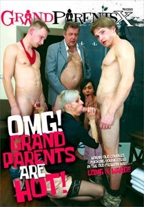 OMG! Grandparents Are Hot! (Grandparents X)