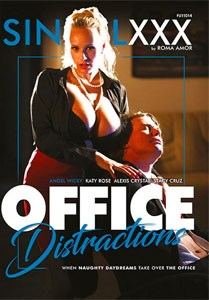 Office Distractions (Sinful XXX)