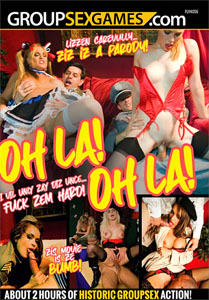 Oh La! Oh La! (Group Sex Games)
