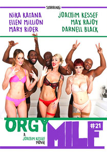 Orgy MILF Vol. 21 (Interracial Vision)