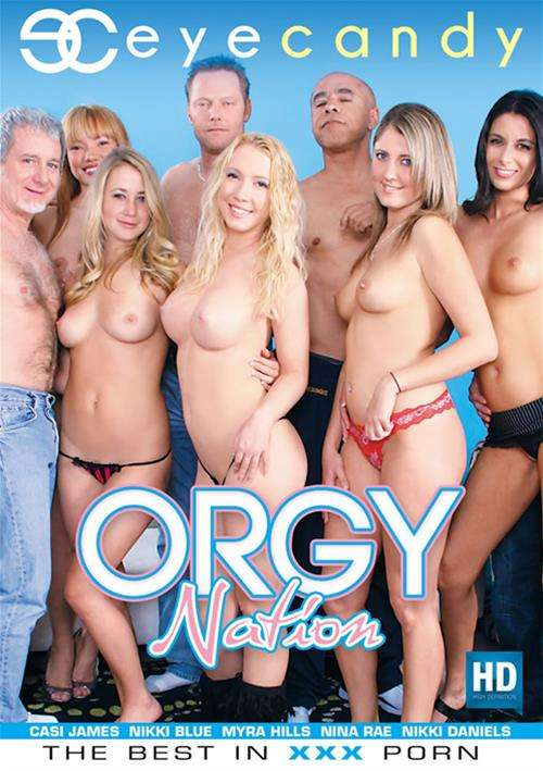Orgy Nation (Eye Candy)