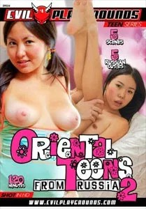 Oriental Teens From Russia Vol. 2 (Evil Playgrounds)
