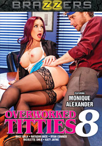 Overworked Titties Vol. 8 (Brazzers)