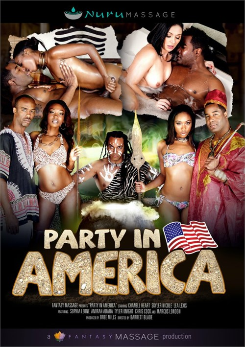 Party In America (Fantasy Massage)