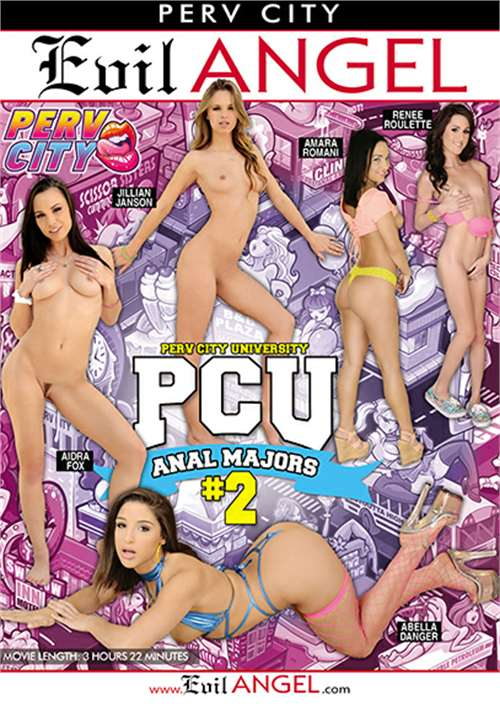 Perv City University Anal Majors Vol. 2 (Evil Angel)