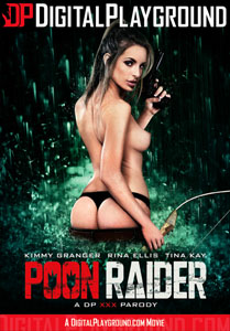 Poon Raider (Digital Playground)