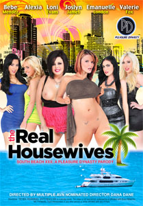 Real Housewives Of South Beach XXX (Pleasure Dynasty)