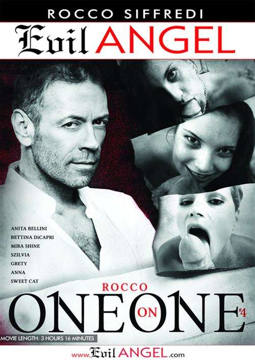 Rocco One On One Vol. 4 (Evil Angel)