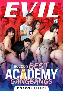 Rocco's Best Academy Gangbangs (Evil Angel)
