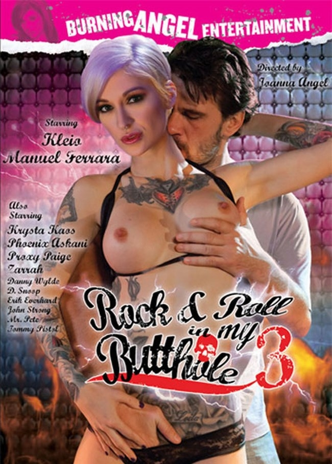 Rock & Roll In My Butthole Vol. 3 (Burning Angel)