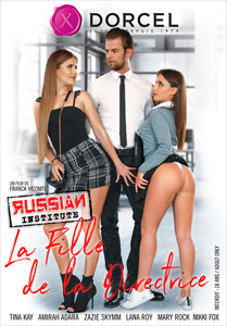 Russian Institute: La Fille De La Directrice (Marc Dorcel)