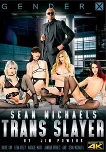 Sean Michaels: Trans Slayer (Gender X)