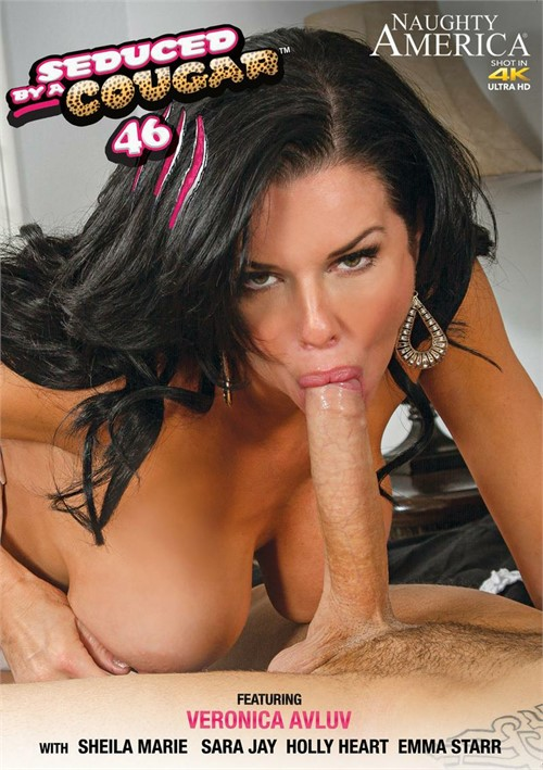 Seduced By A Cougar Vol. 46 (Naughty America)