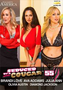 Seduced By A Cougar Vol. 55 (Naughty America)
