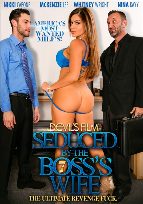 Seduced By The Boss's Wife Vol. 7 (Devil's Film)