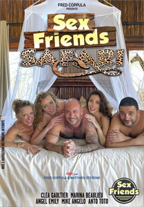 Sex Friends Safari (Fred Coppula)