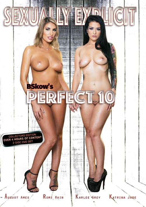 Sexually Explicit X: Perfect Vol. 10 (Skow for Girlfriends Films)
