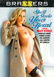 She'll Steele Your Heart (Brazzers)