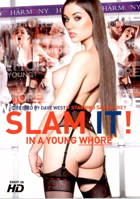 Slam It! In A Young Whore (Harmony)