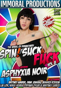 Spin! Suck & Fuck Vol. 8 (Immoral Productions)