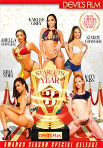 Starlets Of The Year Vol. 3 (Devil's Film)