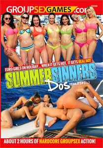 Summer Sinners Dos (Group Sex Games)