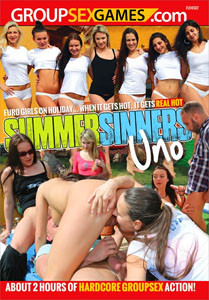 Summer Sinners Uno (Group Sex Games)