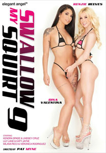 Swallow My Squirt Vol. 9 (Elegant Angel)