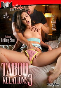 Taboo Relations Vol. 3 (Digital Sin)