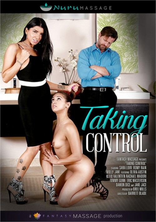 Taking Control (Fantasy Massage)