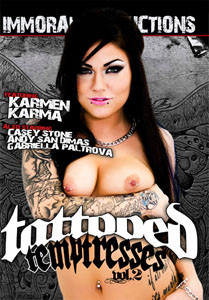 Tattooed Temptresses Vol. 2 (Immoral Productions)