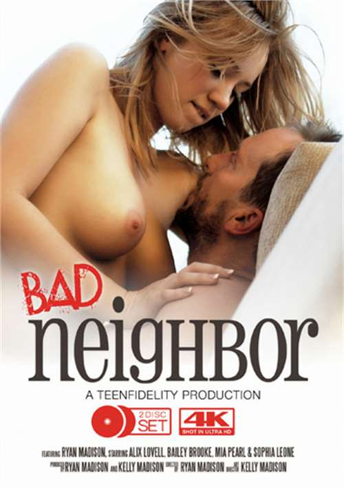 Teen Fidelity's Bad Neighbor Vol. 1 (Porn Fidelity)