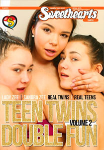 Teen Twins Double Fun Vol. 2 (Club Seventeen)