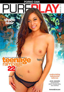Teenage Rampage Vol. 22 (Immoral Productions)