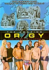 The Amazing Orgy: Season Vol. 2 (Juicy Entertainment)