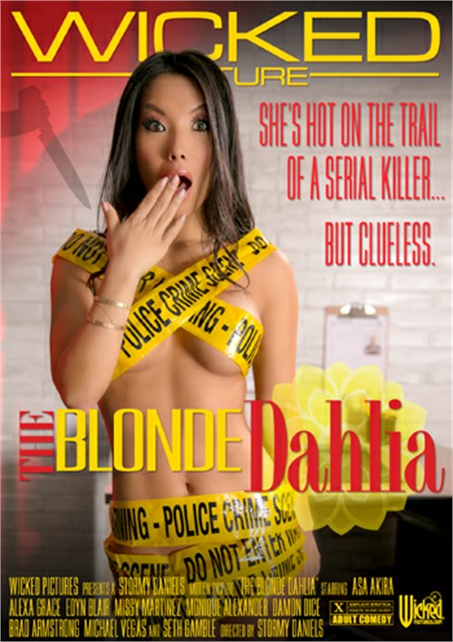 The Blonde Dahlia (Wicked Pictures)