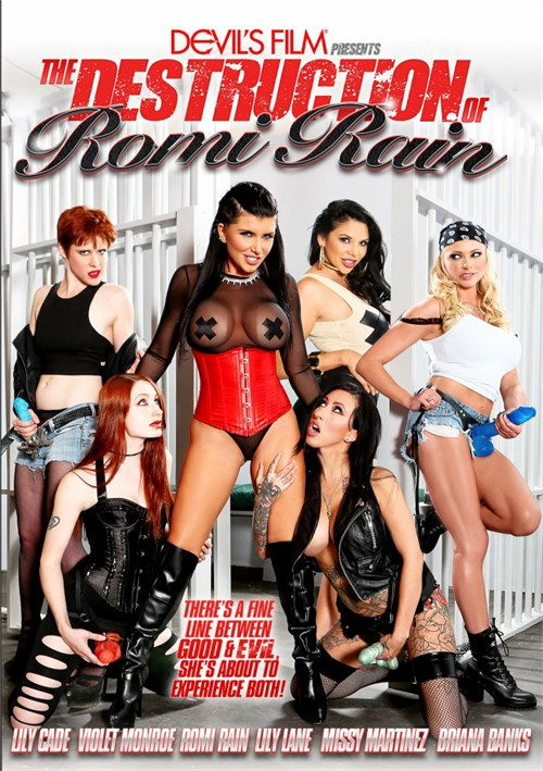 The Destruction Of Romi Rain (Devil's Film)