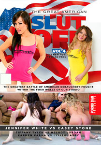 The Great American Slut Off Vol. 4 (Immoral Productions)