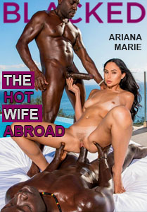 The Hot Wife Abroad (Blacked)