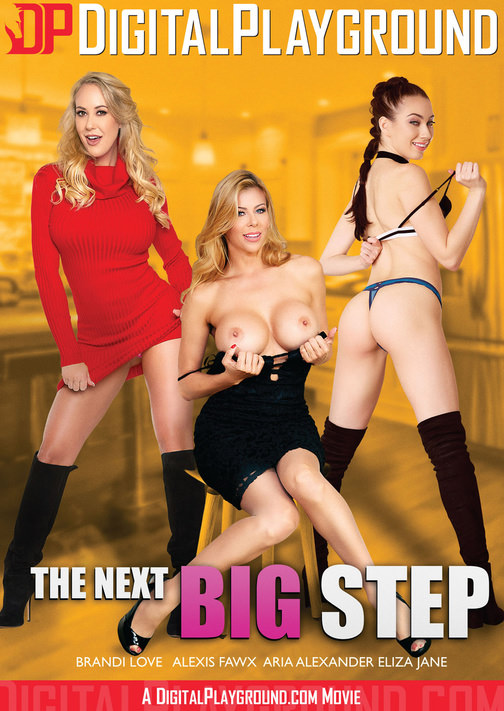 The Next Big Step (Digital Playground)