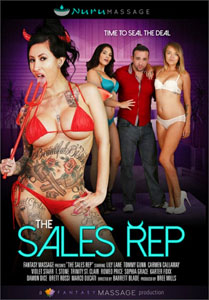 The Sales Rep (Fantasy Massage)