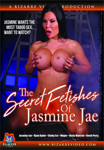 The Secret Fetishes Of Jasmine Jae (Bizarre Video)
