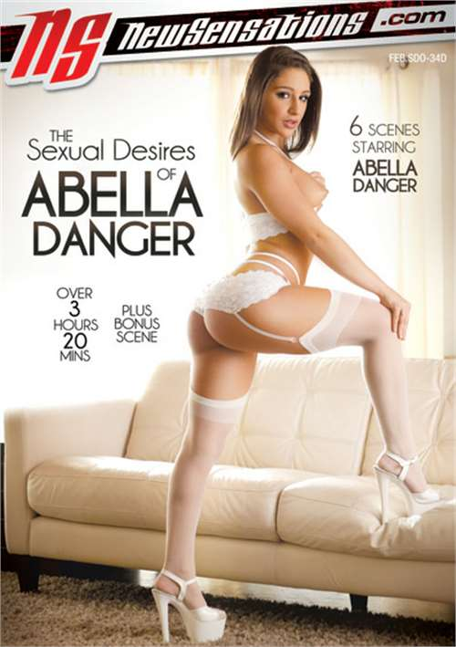 The Sexual Desires Of Abella Danger (New Sensations)