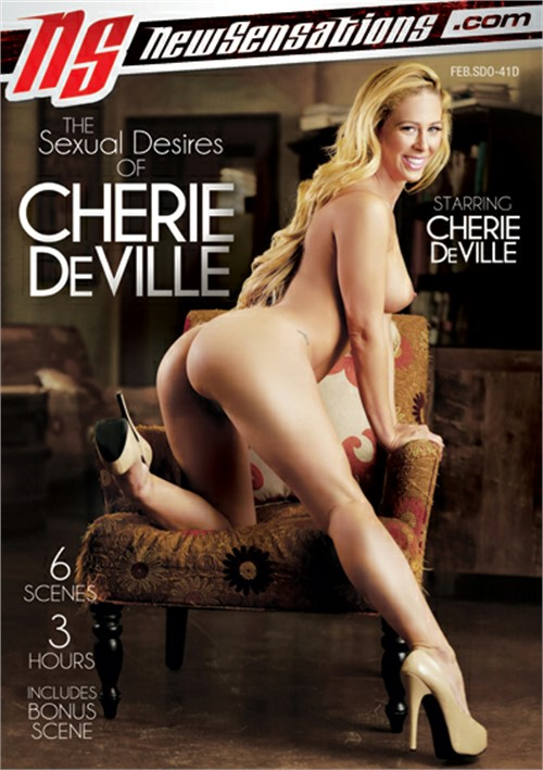 The Sexual Desires Of Cherie DeVille (New Sensations)