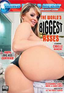 The World's Biggest Asses (Third World Media)