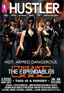 This Ain't The Expendables XXX (Hustler)