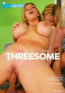 Threesome Mixers Vol. 3 (Jizz Center)